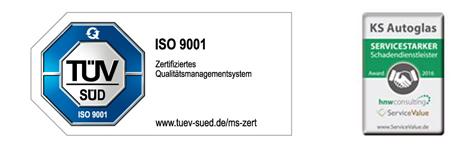kfz-fellner-wasserburg-autoglasleistungen-KS-autoglas-siegel-tuev